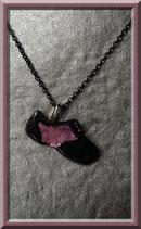 Mylène - collier chaussure S