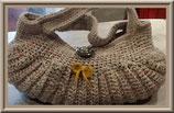 Rosabel - sac crochet