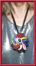 Edeline - collier ruban