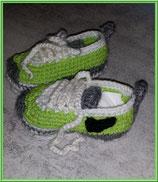 Amaël - chaussons bébé