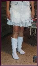 ALM-CHA-01 - Almira - chausson adulte