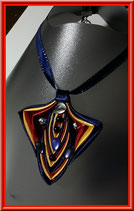 Gaïa - collier ruban
