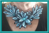 Erynn - collier ruban