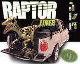 Raptor pick-up truck liner coating (zwart)