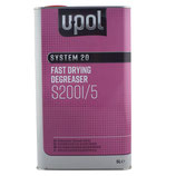 U-Pol Wax en Siliconen ontvetter (conventioneel)