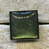 """Ring """"grün"""" antik, 22mm, rechteckig"""