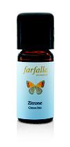 Zitrone bio 10ml (Farfalla)