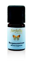 Bergamotteminze bio 5ml (Farfalla)