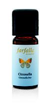 Citronella bio Grand Cru 10ml (Farfalla)