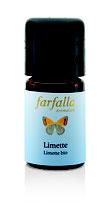 Limette bio 5ml (Farfalla)
