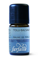 Tolu-Balsam Absolue 50% (50% Alk.) 5ml (Farfalla)