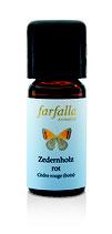 Zedernholz rot (Virginiazeder) 10ml (Farfalla)