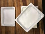 8-teiliges Set Kunststoffwannen