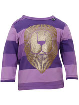 JOHANNES TEE - PURPLE LION