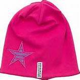 FLEECE CAP - PINK STAR