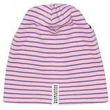 TOPLINE CAP - PINK/LILA STRIPES
