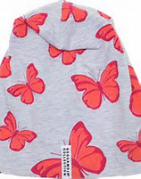 FLEECE CAP - BUTTERFLY