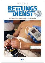 RETTUNGSDIENST – Zeitschrift für präklinische Notfallmedizin