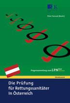 Die Prüfung für Rettungssanitäter in Österreich
