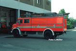 Mercedes LAF1113B/42 Metz TroTLF BF Hannover