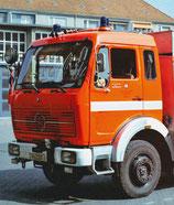 Mercedes Benz NG, mittellang, 1980