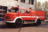 Mercedes LAF1113B/36Metz TLF BF Hannover