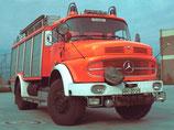 Mercedes LAK1624/Bachert Rüstwagen RW3 BF Hamburg 1/43