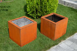 Pflanzenkasten mit Innentrog PIT400 WD