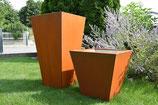 Pflanzenkasten mit Innentrog PIT K500 WD
