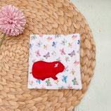 Pixi-Buchhülle Meerschweinchen pink