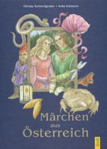 Märchen aus Österreich, Buch Hardcover- auch im Handel erhältlich