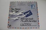 Mani Planzer Big Band - Internationale Musikfestwochen Luzern