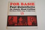 Paul Quinichette, Jo Jones, Shad Collins, Nat Pierce, Walter Page, Freddie Green – For Basie