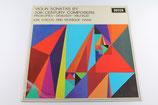 Ion Voicou And Monique Haas - Prokofiev/Debussy/Milhaud: Violin Sonatas By 20th Century Composers