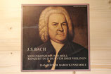 Das Berner Barockensemble - J. S. Bach: Violinkonzerte