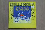 Dillinger - Dillinger CB 200