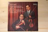 Igor Und David Oistrakh - Mozart: Sinfonia Concertante Es-dur, Duo Für Violine Und Viola G-dur