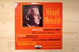 Yehudi Menuhin - Mendelssohn/Beethoven: Violin Concerto/Romances