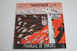 Snakefinger - Manual Of Errors