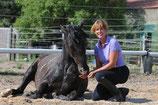 Vortrag am 7.2.20 über die Facetten eines pferdefreundlichen Ausbildungsweges mit Nicole Künzel