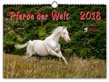 Kalender 2018 - Pferde der Welt von Gabriele Kärcher