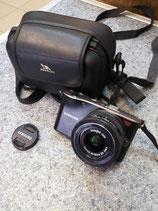 Фотоаппарат со сменной оптикой Samsung NX100 Kit