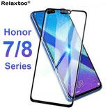 Защитное стекло Honor 7C, 7A, 7X, 8X