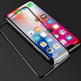 Защитное стекло iPhone X, XS