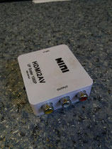 Переходник гнHDMI-3гнRCA