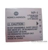 Konica Minolta NP-1