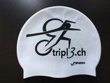 tripl3 Silikon Badekappe