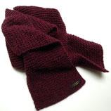 L'écharpe bien chaude