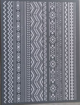 aztèque taille11x15cm