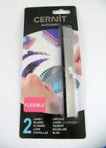 2 lames flexibles